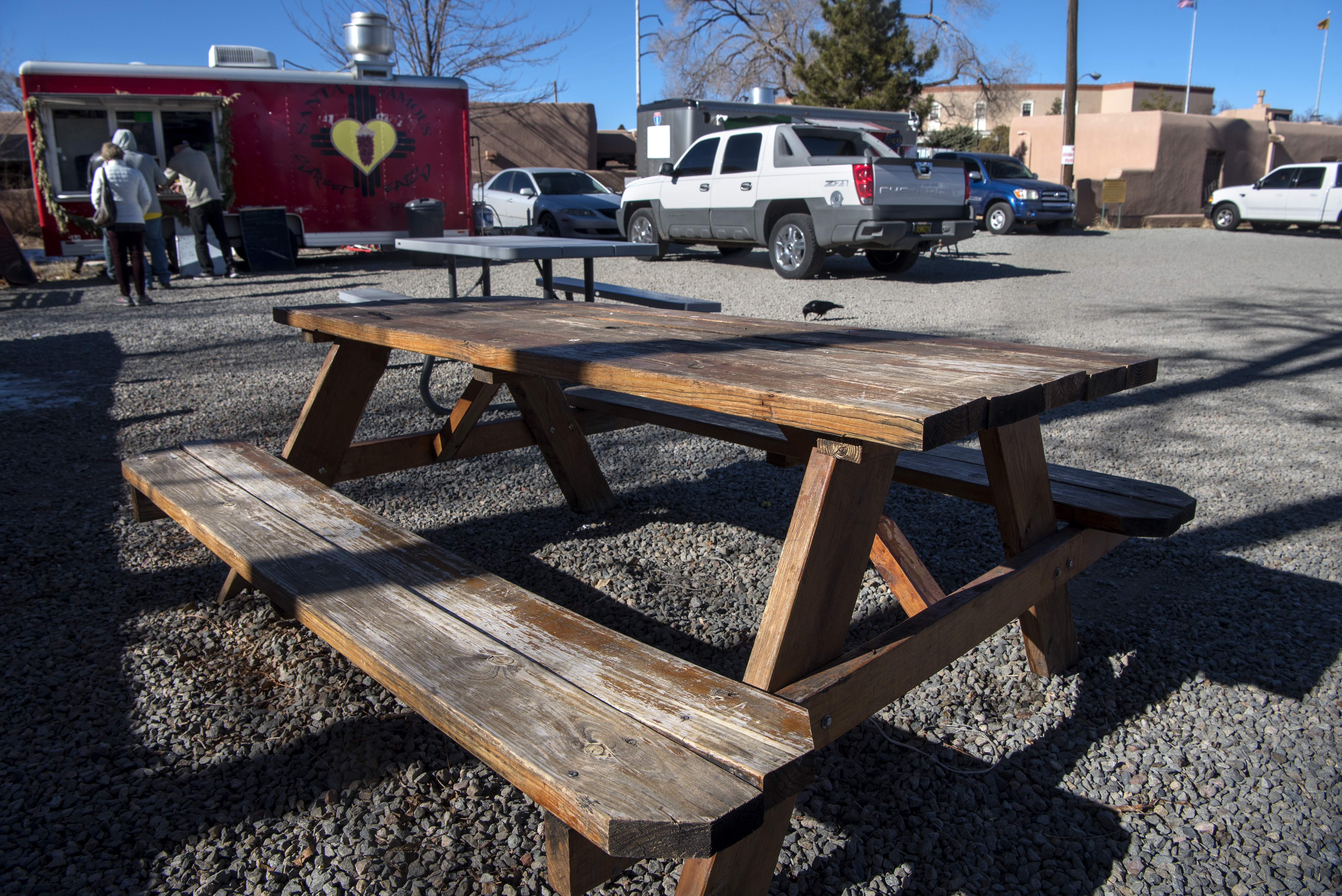 SANTA FE — A four-month tax holiday for New Mexico restaurants, food trucks and…